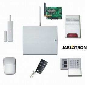 Підключення KM-GSM до ППК Jablotron JA-63 (серія COMFORT)