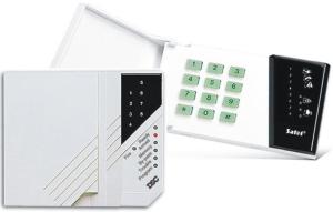 В RKS-6 реалізована підтримка нових клавіатур: — Satel CA-4 VKLED / ST-704 (4-ри зони). — Satel CA-10 KLED (12-ть зон). — DSC PC2550 (8-м зон).