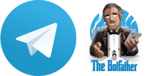 Telegram BOT в UNIPRO-64