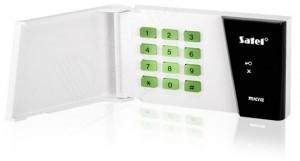 В RDR-433 добавлена підтримка безпровідної клавіатури Satel MKP-300.